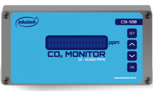 cs120 karbondioksit ölçüm cihazı